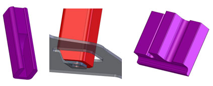 Tool and Die Functions - Logopress3 for SOLIDWORKS