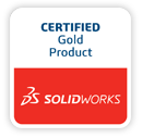 SOLIDWORKS certified gold products