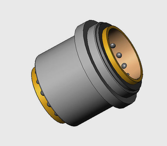 Intelligent component library for SOLIDWORKS